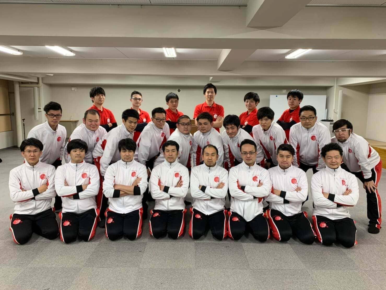 小林整骨院グループのスポーツトレーナー活動。